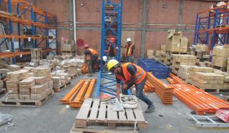 mudanzas industriales - Montaje y Desmontaje de Racks