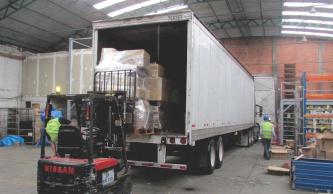 mudanzas industriales con carga a granerl