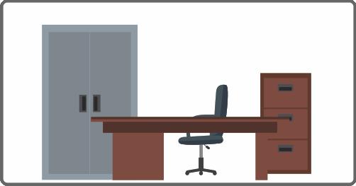 Mudanzas de mobiliario de oficina