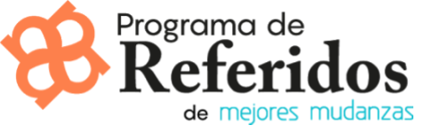 Programa de referidos Mejores Mudanzas